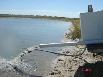 Lake management services