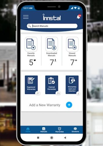 Innstal Launches Mobile App That Takes Care of Warranties