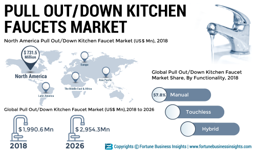 Ny Headline Pull Out And Pull Down Kitchen Faucet Industry 2019 Global Market Growth Trends Revenue Share And Demands Research Report