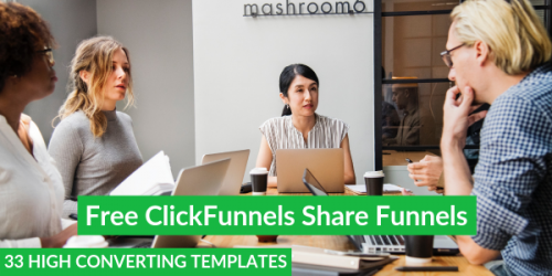 Some Known Factual Statements About Clickfunnels Share Funnels