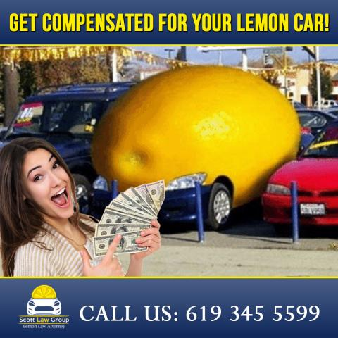 Lemon Law California >> San Diego Law Firm For Lemon Law Car Safety California