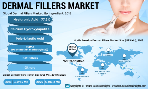 Dermal Fillers Market Size, Share, Key Players Overview and