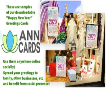 Anncards Releases Free New Year S Ecard Greetings Images
